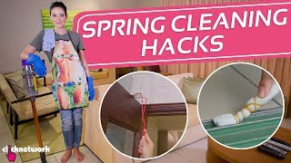 Spring Cleaning Hacks - Hack It: EP92