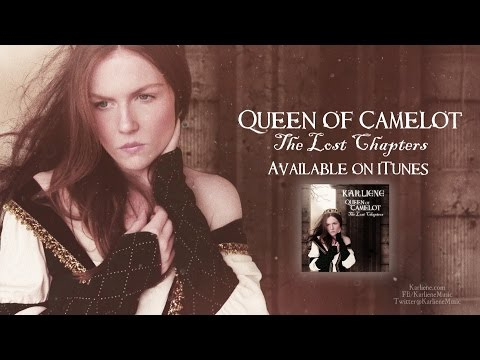 Karliene - Written in Starlight (Demo) - Queen of Camelot: The Lost Chapters