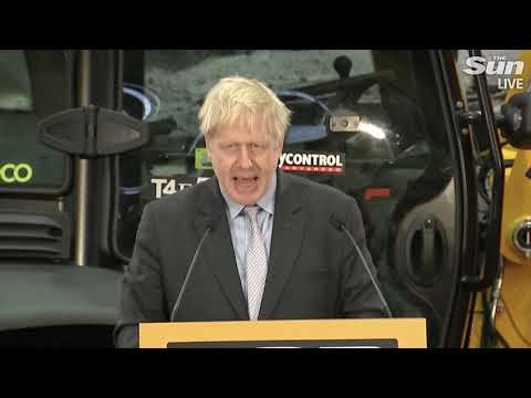 "Boris Johnson: ""stop dithering"" over Brexit"