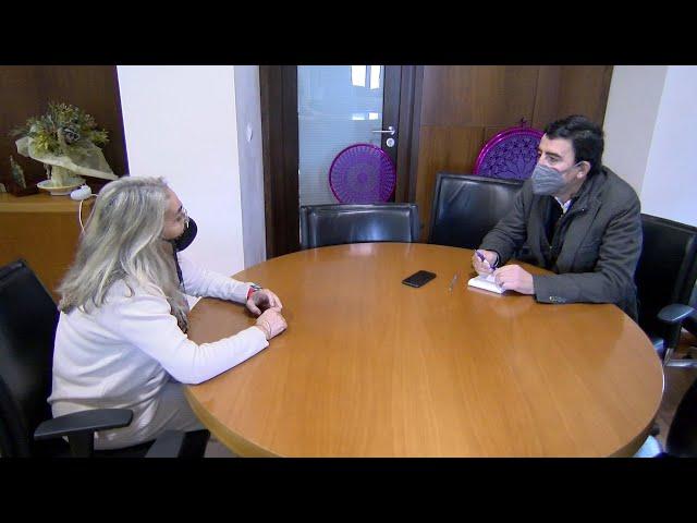 Cartaya Tv | Visita institucional del Parlamentario Andaluz Mario Jiménez
