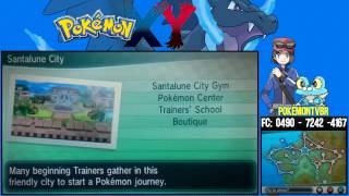 Pokemon XY - Como pegar o ITEM Soothe bell.