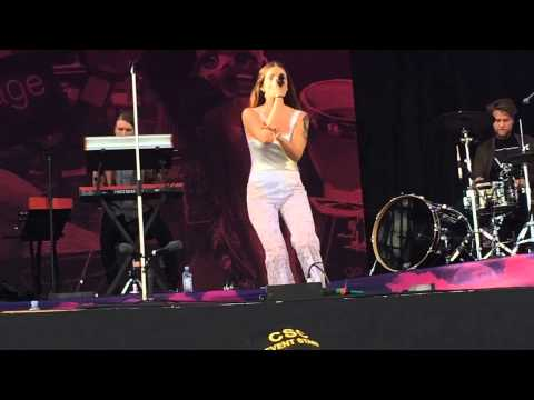 Tove Lo fires through remarkable set at Rock in Rio USA