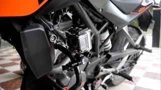 SJCAM SJ5000x Elite Action Cam Review|Duke 200|INDIA