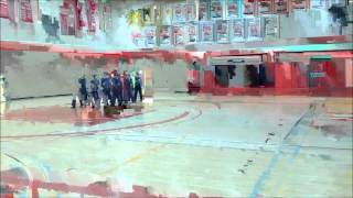 826 Gryphon Squadron Drill Team Without Arms Competition Routine 2014