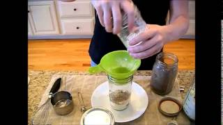 Meals In A Jar - Cream Of Mushroom Soup