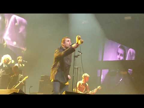 LIAM GALLAGHER - STAND BY ME - MOTORPOINT ARENA - CARDIFF - 11.11.19