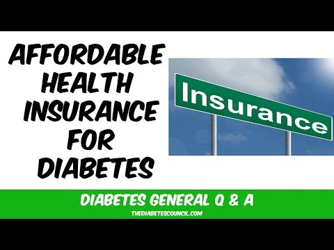Where Can I Get Affordable Health Insurance if I Have Diabetes