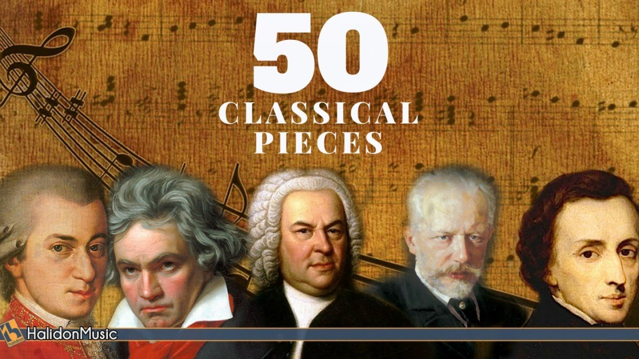 50 Most Famous Pieces Of Classical Music Youtube