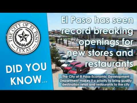 Did You Know About Retail and Business in El Paso?