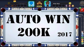 8 Ball Pool [auto Win] Latest Hack [download Now] 2017 ||4k||