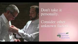 Home Care Academy - Alzheimer's - Managing Aggression