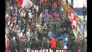 драка с омоном в махачкале фанаты спартака 410