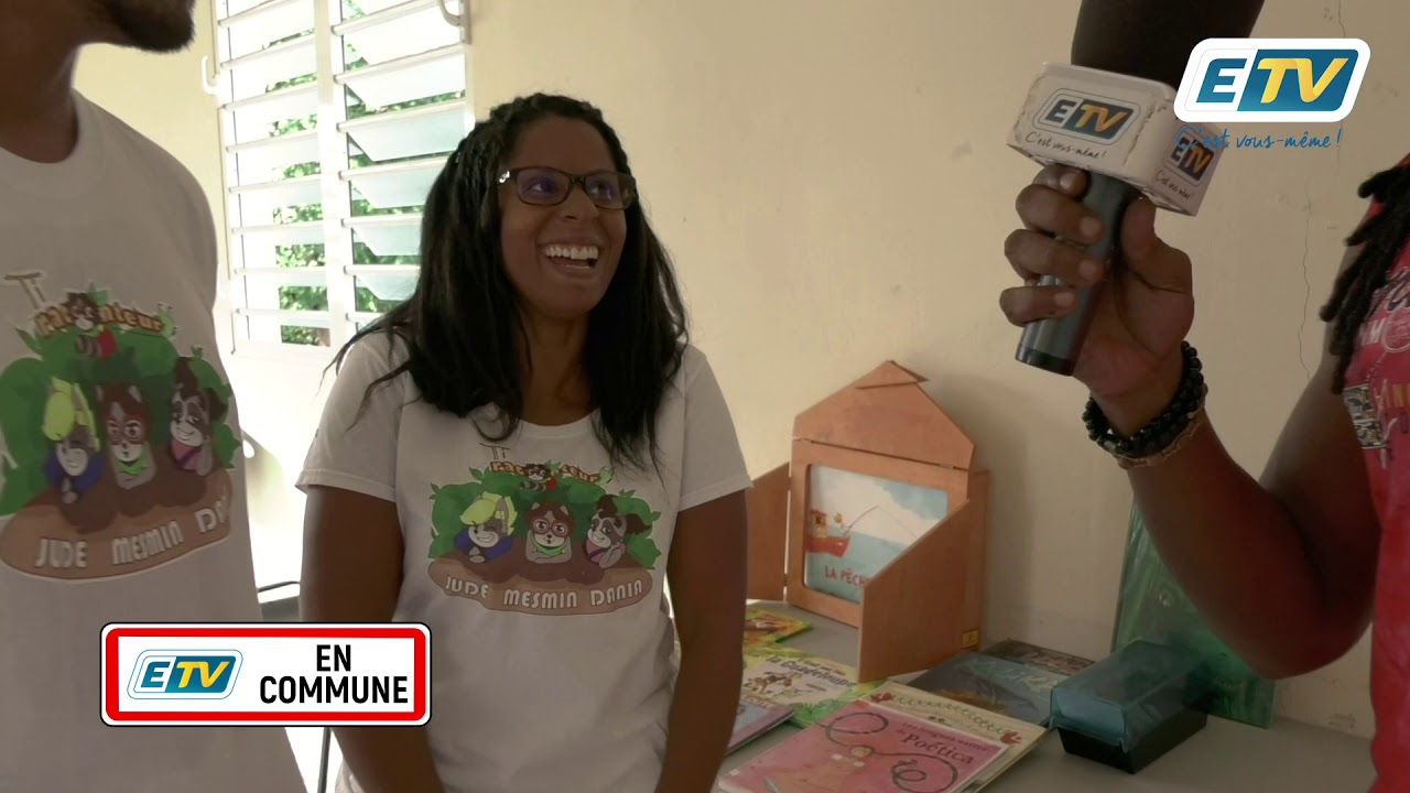ETV en Commune: Ti-racoonteur