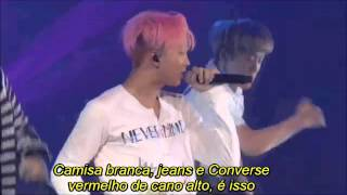 Video BTS - Converse High (HYYH on Stage) Legendado PT/BR download MP3, 3GP, MP4, WEBM, AVI, FLV Juni 2018