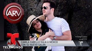 El es el nuevo galán de Camila Cabello | Al Rojo Vivo | Telemundo