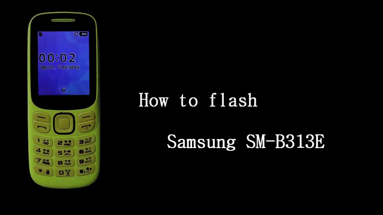 Samsung Sm B313e
