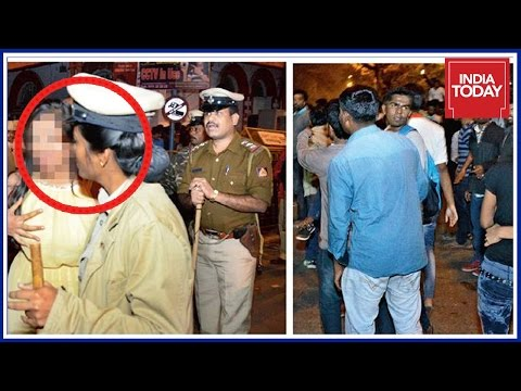 Mass Molestation In The Streets Of Bengaluru On New Year Eve
