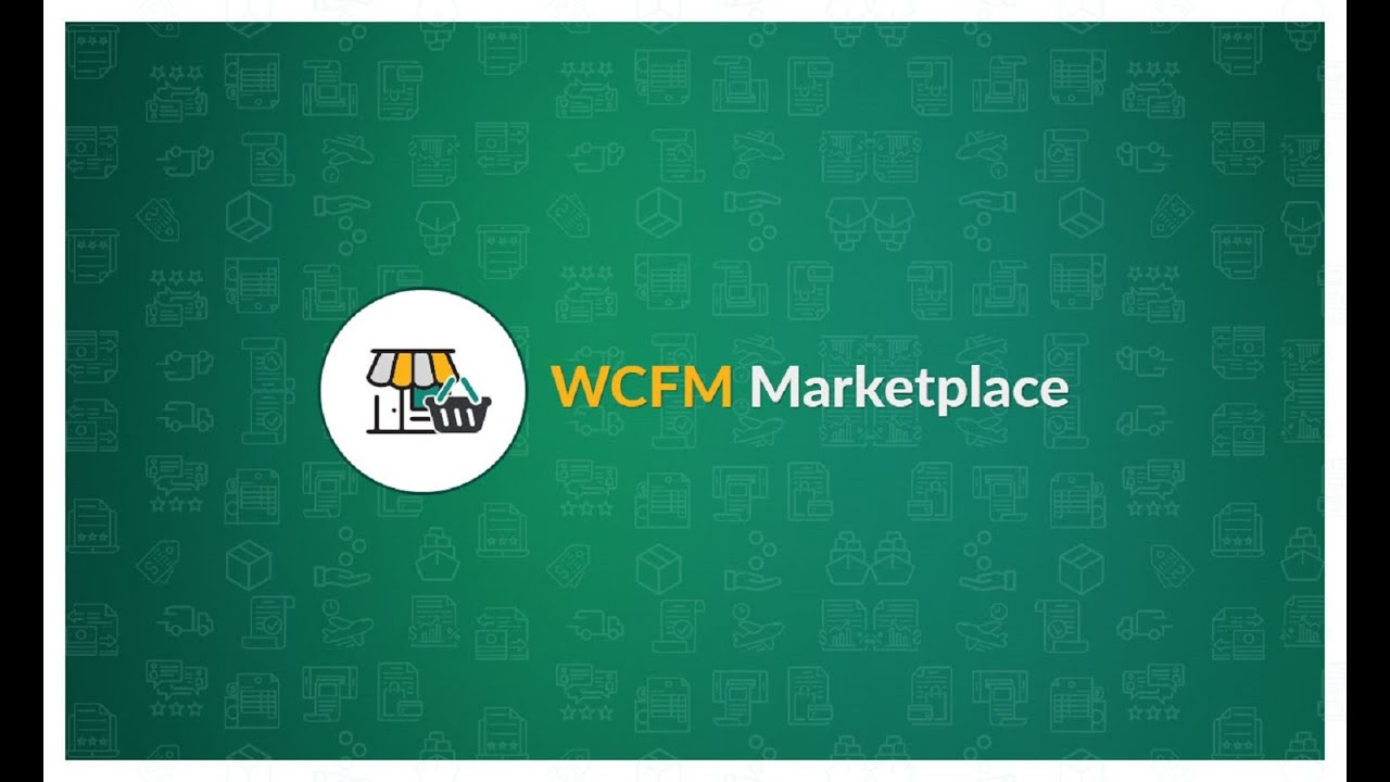 WCFM Marketplace – WooCommerce Multivendor Marketplace – WordPress