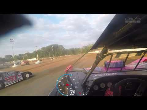 Rusty Schlenk Heat at Quincy Raceways (Includes interview with D-Suave)