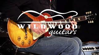 Gibson Custom Shop 60th Anniversary 1959 Les Paul Standard • SN: 99110