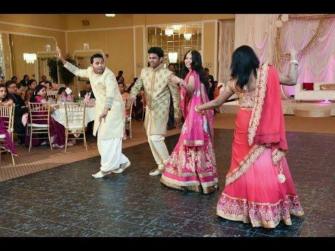 Telugu  Wedding Dance Performance By...