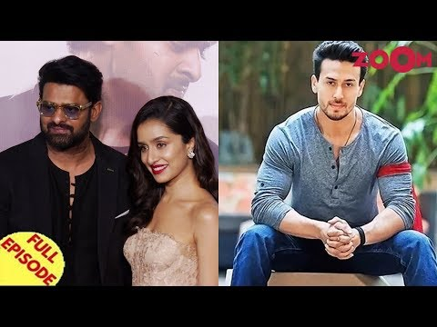 prabhas-and-shraddha-at-saaho-trailer-launch-|-tiger-shroff-gives-befitting-reply-to-a-fan-&-more