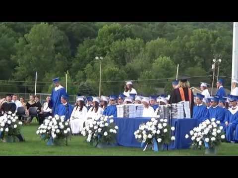 Blue Mountain High School Class of 2015 Graduation