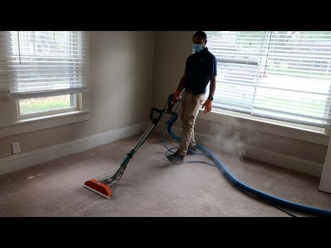 DEEP cleaning a