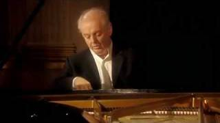 Barenboim plays Beethoven Sonata No. 1 in F Minor Op. 2 No. 1, 1st and 2nd Mov.