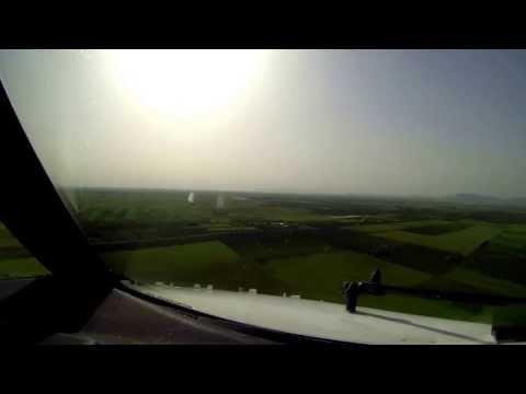 Landing @ Fez airport with Ryanair