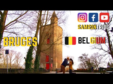 Vlog #1 Bruges, Belgium - The Venice of the North