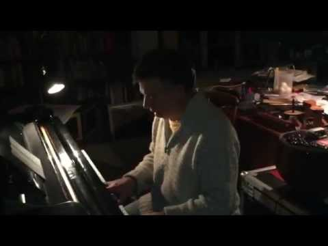 Do Seán  Peadar on Piano