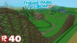Roblox - Episode 40 | Theme Park Tycoon 2 - Restructuration / FR