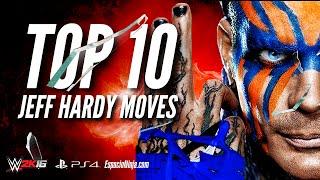 Jeff Hardy Top 10 Moves | EspacioNinja.com Top 10 Moves series