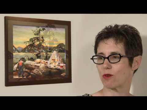 Diana Thorneycroft, Winnipeg Artist, Double Double, Bobbie Orr, Tom Thompson