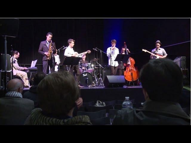 Place au Jazz 2016 à Antony