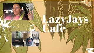 Lazy Jays Cafe  Mini Tour Pre-Opening  Ep  1