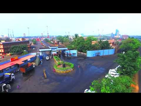 Presentation on New Mangalore Port