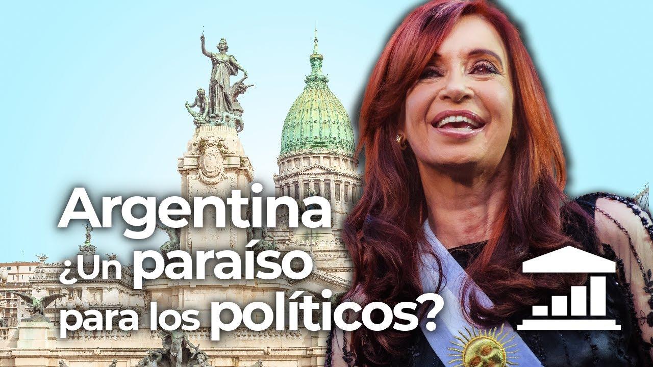 ¿Tiene ARGENTINA la POLÍTICA más CARA del mundo? El paraíso de los políticos - VisualPolitik