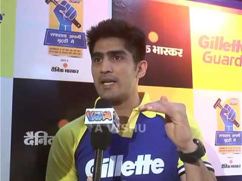Vijender Singh on Why He's Starting His Professional Boxing Career in exclusive interview