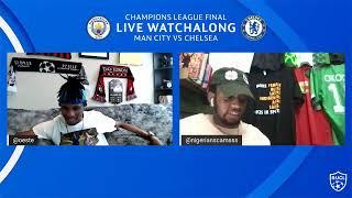 Champions League Final Watchalong