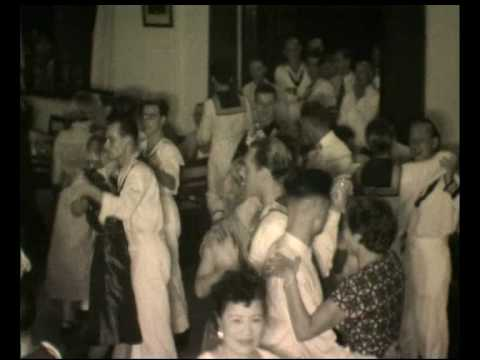 Hr Ms Maurits visits Hong Kong in 1953