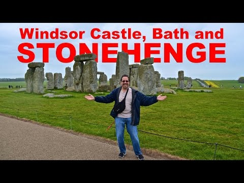 Windsor, Bath, and Stonehenge | Traveling Robert