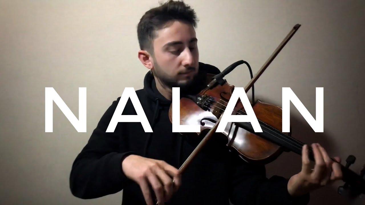 Emircan İğrek - Nalan - Keman (Violin) Cover