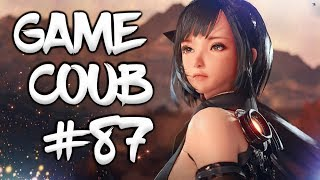 🔥 Game Coub #87 | Best video game moments...