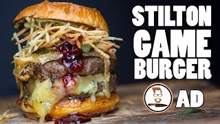 STILTON GAME BURGER
