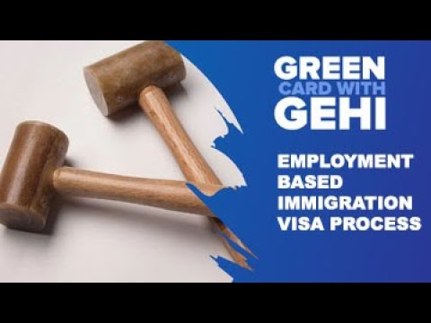 Employment Based Immigration (EB) Visa Process | REF Evidence and Denials