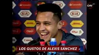 Alexis sacó risas en conferencia y envió particular mensaje a Vidal