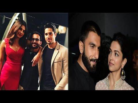 Priyanka Chopra Lost Her Cool | Is Ranveer & Deepika's Relationship Dwindling ? & More
