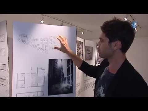 Yan Roche, lauréat du grand prix de la jeune architecture de la ville de Lyon